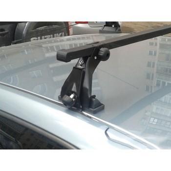 Багажник (поперечины) на крышу для Renault Logan/Sandero